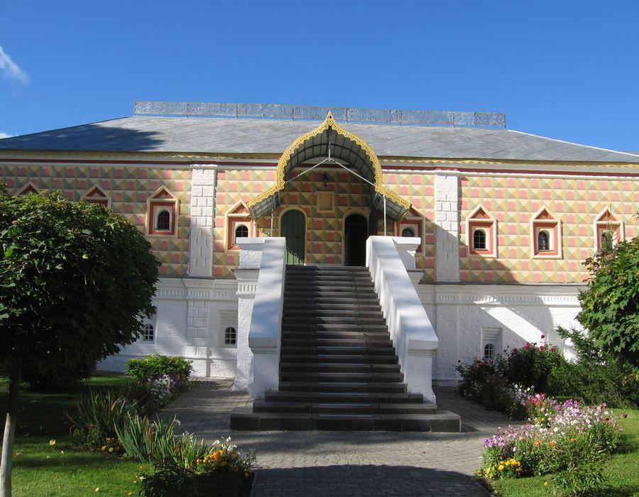 Романовские палаты