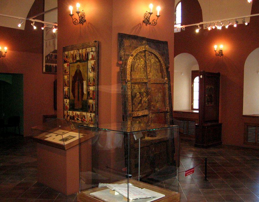 Экспозиция - Вклады боярского рода Годуновых (Ипатьевский монастырь)