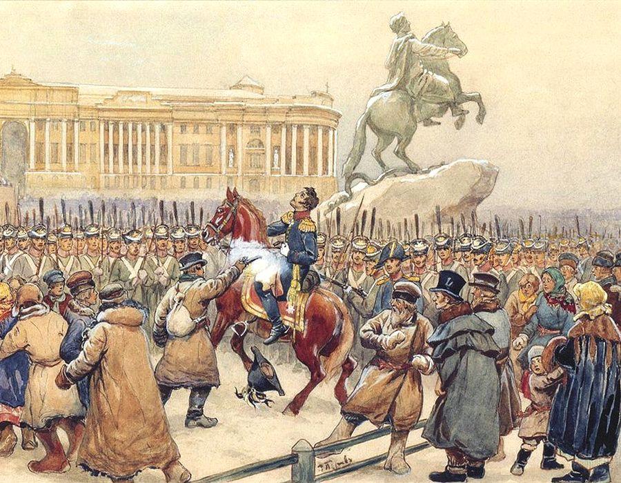 russia decembrist revolt